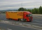 ciężarówka - logistyka
